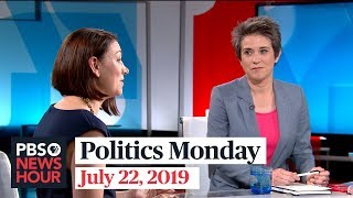 Tamara Keith and Amy Walter on Trump's approval ratings, Mueller testimony
