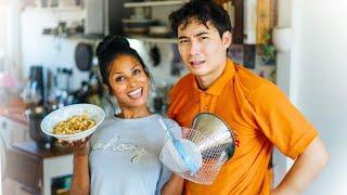 Uncle Roger Meet Egg Fried Rice Lady (@Hersha Patel)