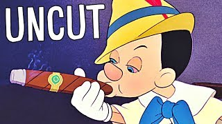 The VERY Messed Up Origins of Pinocchio (UNCUT) | Disney Explained - Jon Solo