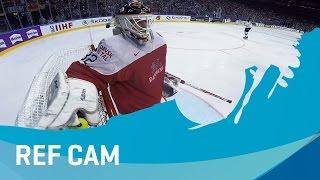Ref Cam Best Moments #2 | #IIHFWorlds 2017