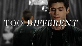 Magnus & Alec - Too different