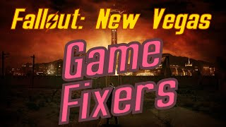 Fallout: New Vegas Game Fixers (Stopping Crashes)