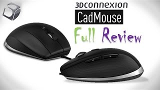 3DConnexion CadMouse | Full Review