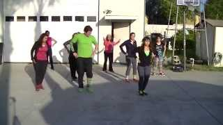 La Gota Fría - Carlos Vives - Cumbia Dance Fitness w/ Crazy Sock TV