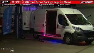 LIVE video: HOBIzone DRL VEHO Drone GP