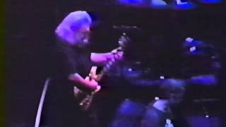 Grateful Dead It's All Over Now Baby Blue December 10. 1989