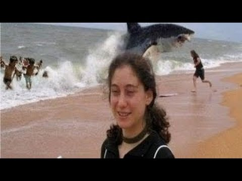 the most dangerous shark attack beach in the world
