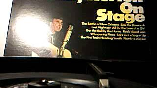 Johnny Horton - Joe's Been A-Gittin' There - 45 rpm country