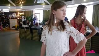"""Новорічне свято школи моделей """"Інтрига"""""""