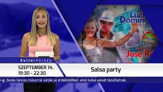 TV Budakalász / Kultúrkörkép / 2018.09.13.