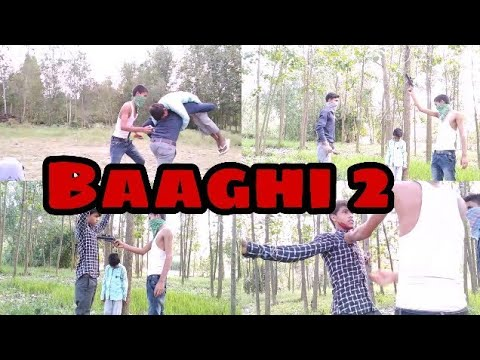 Baaghi 2 Movie full spoof mastermind kidnapper |JSH production|
