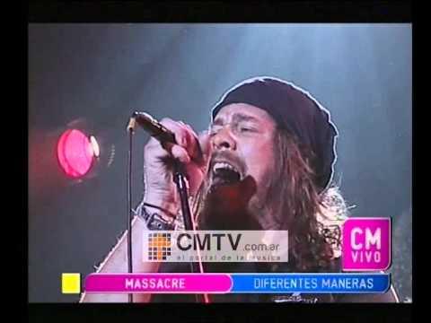 Massacre video Diferentes maneras - CM Vivo 2011
