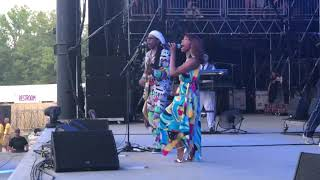 "Nile Rodgers & CHIC Live at Bonnaroo June 9, 2018 ""Le  Freak"""