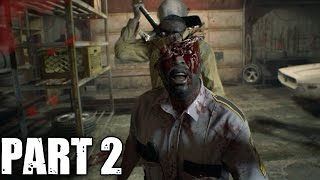 Resident Evil 7 Playthrough: Part 2   Garage Fight (Let's PlayCommentary)