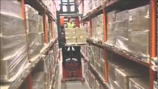 BT VECTOR VCE150A  Very Narrow Aisle Forklift