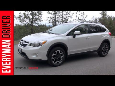 2013 Subaru XV Crosstrek | New Crossover SUV Review | on Everyman Driver