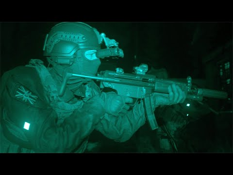 Official Call of Duty Modern Warfare Reveal Trailer