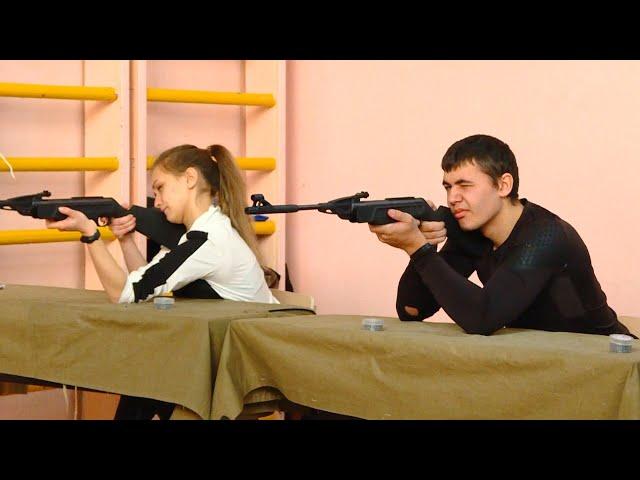 Ангарск стал площадкой для региональных состязаний школьников по ОБЖ