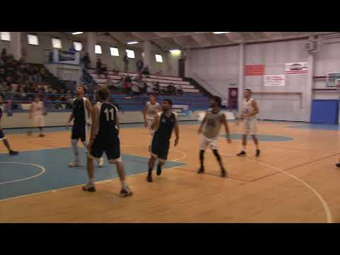 Preview video Basket serie c silver - Rivarolo vs Pinerolo