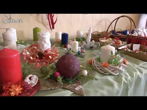 Vánoční výstava ve Vysokém Chlumci