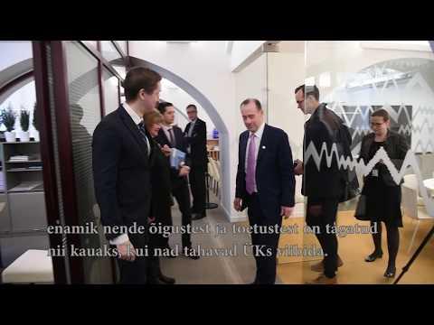 ELAKi kohtumisel minister Callananiga olid kõne all Brexitiga seonduvad arengud