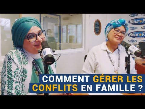 [AVS] Comment gérer les conflits en famille ? - Karima Chahdi-Bahou et Laïla Tonna