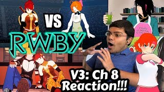 I'M ADDICTED TO RWBY! | RWBY Chibi S1 Ep 19-24 (Reaction