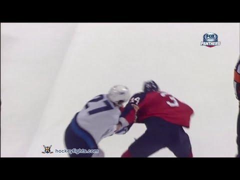Nolan Yonkman vs. Eric Tangradi