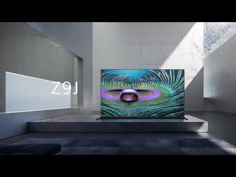 Телевизор Sony XR-75Z9J видео 1