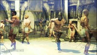 Skyrim BIG gay party