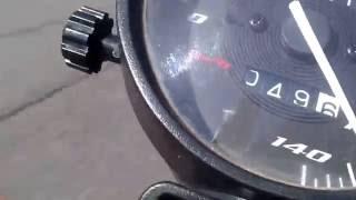 Yamaha Ybr 125  Velocidad Maxima
