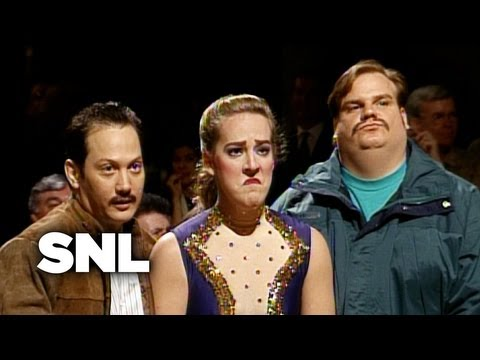 Monologue: Nancy Kerrigan Answers Audience Questions - SNL