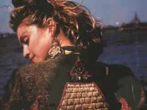 RARE Madonna Laughing Virgin tour FUN Desperately seeking susan Rosanna Arquette