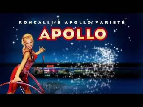 Besuch des Apollo-Varieté in Düsseldorf: JUBILEE