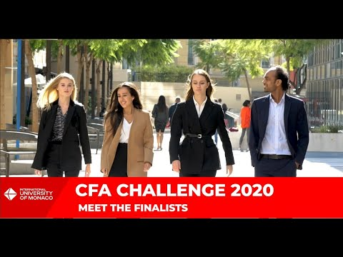 CFA Challenge 2020: Meet the finalists!