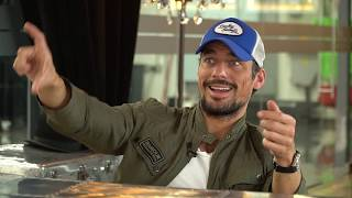 David Gandy On Fast Cars, Fashion & £15m Underwear Deal | Full Chat Podcast #1