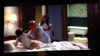 The kids are sick/hung over breakdown scene from The Devine