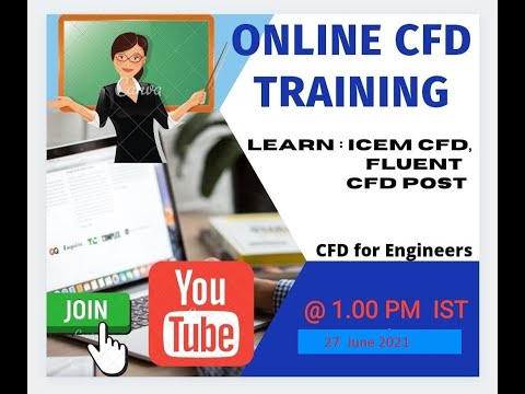Online CFD Training |  CFD for Engineers | Prof Sanjay Gaikwad