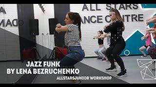 Время и Стекло–На стиле.Jazz Funk by Елена Безрученко All Stars Junior Workshop