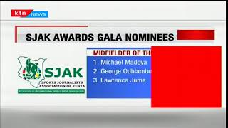 Gor Mahia's George 'Blackberry' Odhiambo leads nominees as player with the most SJAK nominations