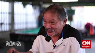 "The Story of the Filipino: Efren ""Bata"" Reyes"
