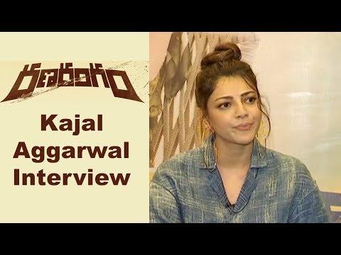 Kajal Interview About The Movie Ranarangam
