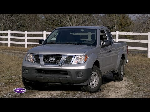 2018 Nissan Frontier: It's Cheap, But Should You Buy One? — Cars.com