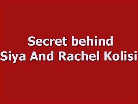 Secret behind Siya And Rachel Kolisi