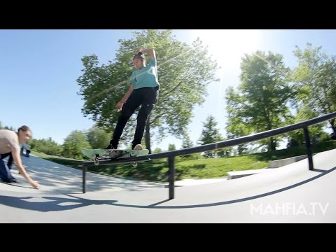 [SKATE] Roxhill Skatepark Session with Mariah Duran, Aori Nishimura and Friends