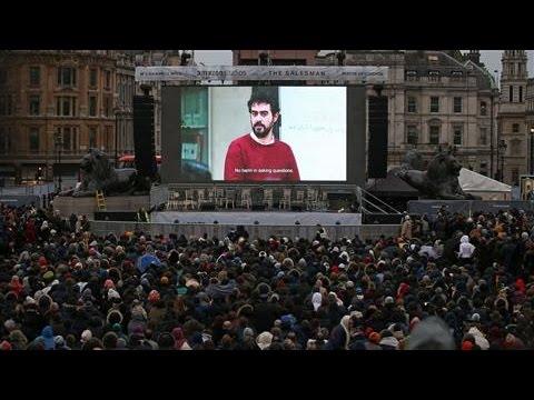London Screens Iranian Film 'The Salesman' on Oscar Night