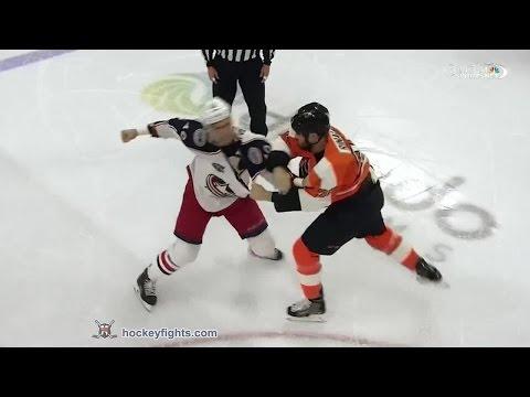 Jared Boll vs Zac Rinaldo