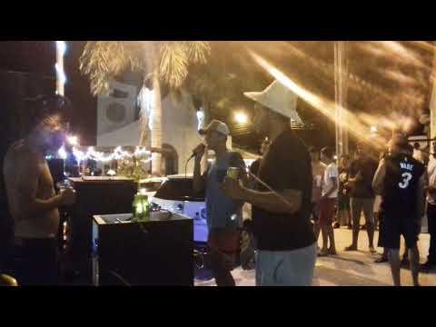 Banda Monstrinho ao vivo em Aracatu-Ba