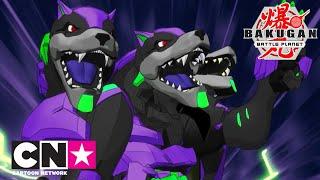 Bakugan BakuBios | Howlkor | Cartoon Network