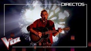 Andrés Martín Canta 'Hallelujah' | Directos | La Voz Antena 3 2019